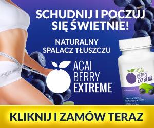 Acai Berry Extreme - detoksykacja