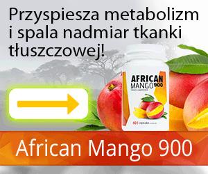 AfricanMango900 - odchudzanie