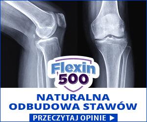 Flexin500 - kolana