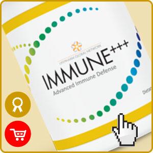 Immune+++ - przeciwutleniacze