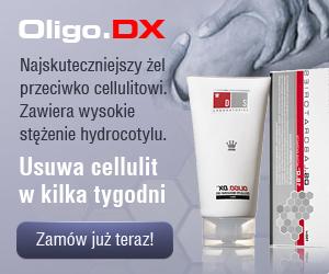 Oligo.DX - usuwanie cellulitu