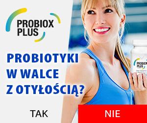 Probiox Plus - probiotyki