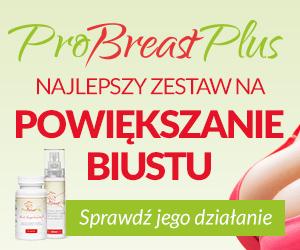 ProBreast Plus - biust