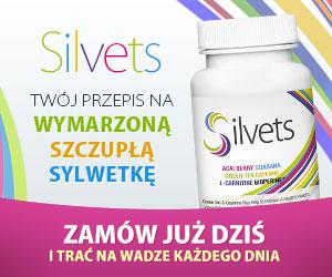 Silvets - spalacz tłuszczu