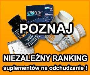 Niezależny ranking skutecznych tabletek odchudzających