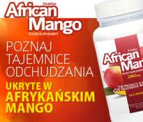 African Mango – spalenie tkanki tłuszczowej i detoksykacja