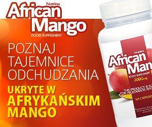 African Mango - spalenie tkanki tłuszczowej i detoksykacja