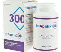 TriApidix300 - spalenie tłuszczu oraz wyregulowanie metabolizmu i apetytu