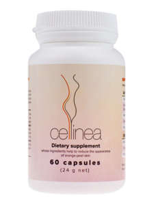 Cellinea – tabletki na usuwanie cellulitu
