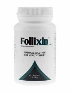Follixin - zapobieganie i leczenie wypadania włosów