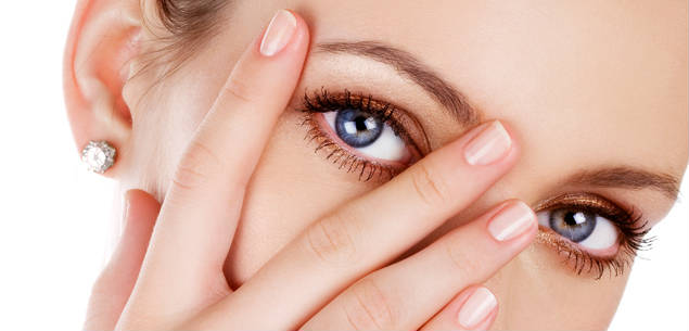 Problem z suchymi oczami