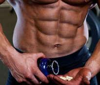 Dieta, trening i odżywki na przyrost masy