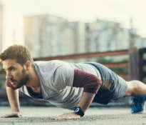 Glukozamina i intensywny trening