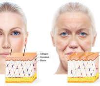 Odżywienie starzejącej się skóry