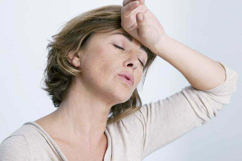 Laminine na menopauzę